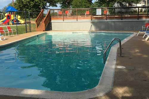 Pool opens May 23rd