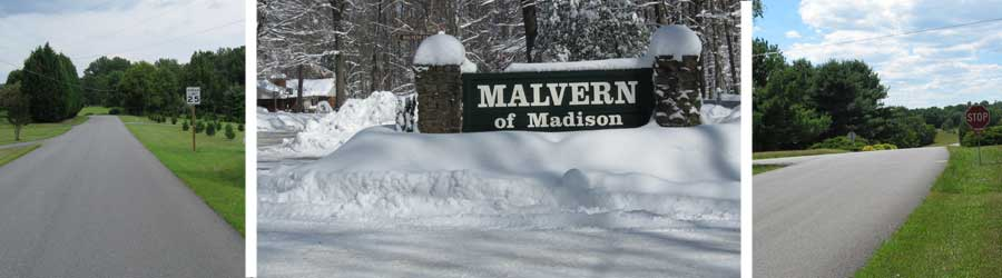 Malvern of Madison Roads